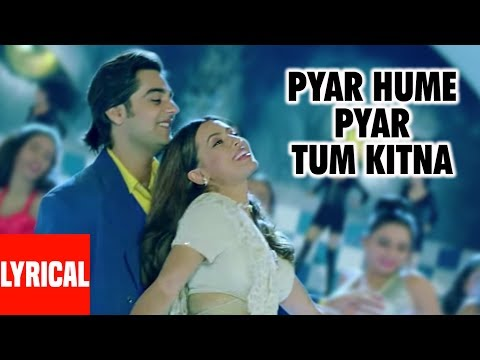 Video Pyar Hamein Pyar Tum Kitna Karte Ho Lyrical Video | Daag | Udit Narayan, Alka Yagnik download in MP3, 3GP, MP4, WEBM, AVI, FLV January 2017