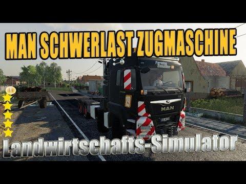 MAN Schwerlast Zugmaschine v1.1.0.0