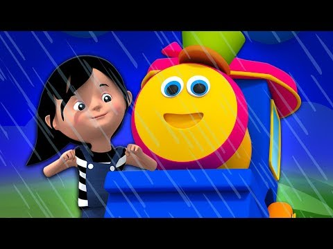 Rain Rain Go Away | Nursery Rhymes & Songs For Babies by Bob The Train