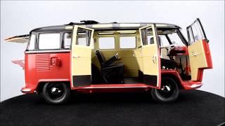 Schuco Volkswagen VW T1 Samba Bus