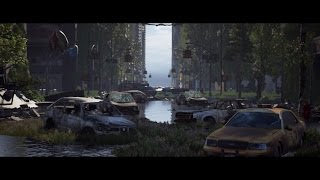 Video Speed Level Design - Post Apocalyptic City - Unreal Engine 4 MP3, 3GP, MP4, WEBM, AVI, FLV November 2017