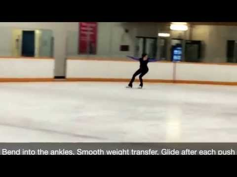 Edges 1.0 - Strong Basics - Freeskate Warm Up and Foundational Edge Enhancement for Figure Skaters (видео)