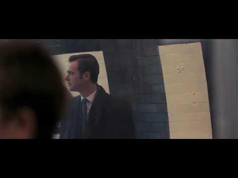 The bank job movie last scene