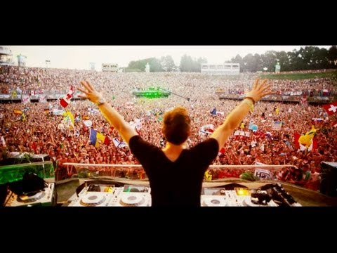Tomorrowland festival aftermovie