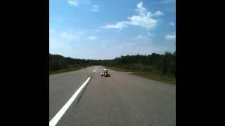 8. CAN-AM SPYDER rs Top Speed On airport runway 186mph