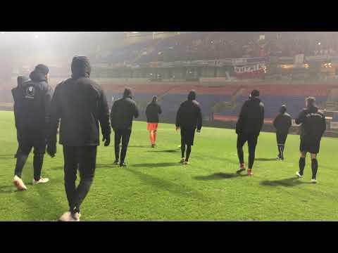 Stimmung nach Testspiel Bolton Wanderers gegen 1. FC  ...