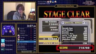 Fuzzyness Gets New Adventure Mode WR At 8:34