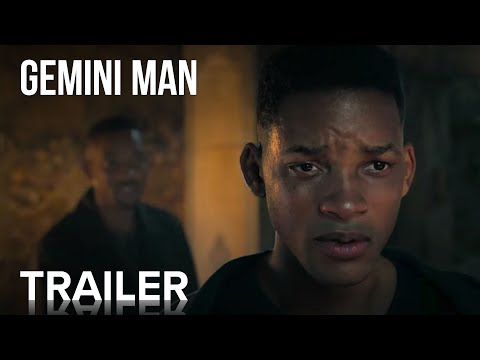 GEMINI MAN | Official Trailer | Paramount Movies