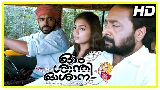 Video Ohm Shanthi Oshaana Movie Scenes | Nivin Pauly gives lift to Nazriya's family | Renji Panicker MP3, 3GP, MP4, WEBM, AVI, FLV Januari 2019