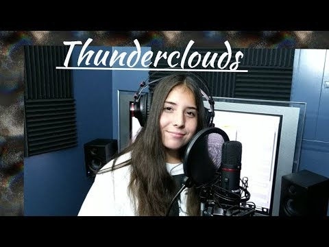 LSD- Thunderclouds Ft. Sia, Diplo, Labrinth [ Cover By Alexis G ]