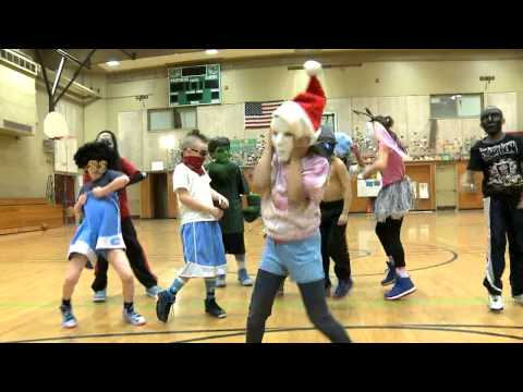 HARLEM SHAKE – EVOLUTION YOUTH SPORTS