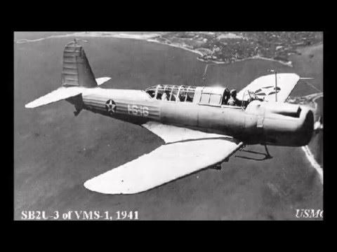 Maquette AZUR - Vought V-156F Vindicator SB2U - USMC & Marine Française - 1/48