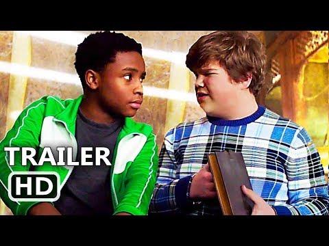 GOOSEBUMPS 2 Trailer EXTENDED (2018) Haunted Halloween, RL Stine Movie HD