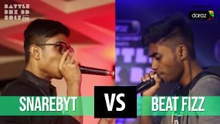 Video SnareByt Vs. Beat Fizz | Battle 3 | Top 8 - QF 3 | BattleboxBD2017 MP3, 3GP, MP4, WEBM, AVI, FLV April 2019