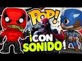 ¡PROXIMOS Nuevos Funko POP con SONIDO y MAS!