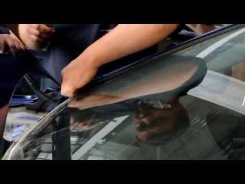Замена лобового стекла на киа сид фото