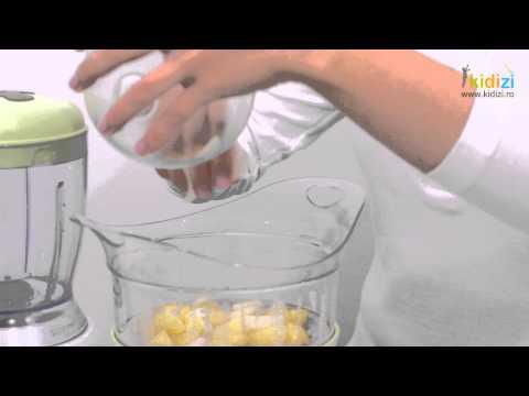 Cum se prepara piureul cu broccoli si branza