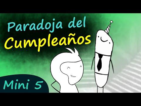 ¿Qué es la paradoja del cumpleaños?