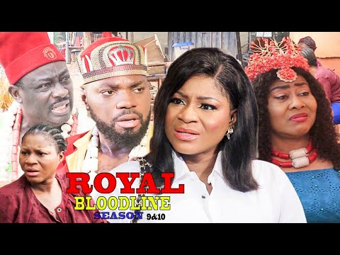 ROYAL BLOODLINE SEASON 3 {NEW MOVIE} - DESTINY ETIKO|JERRY WILLIAMS | 2020 LATEST  NOLLYWOOD MOVIE