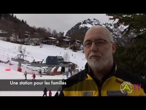 La station des Monts d'Olmes, une station familiale