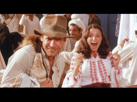 Indiana Jones (Raiders of the Lost Ark) - Outtakes & Deleted Scenes