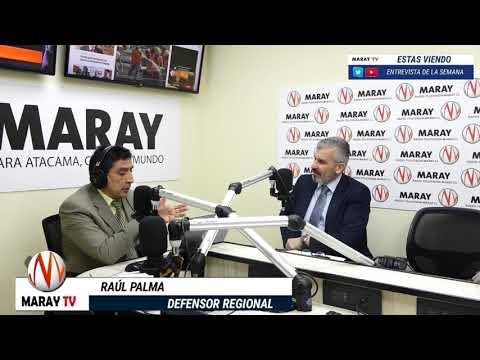 """Defensor Regional de Atacama: """"El juicio oral es una garantía para todos"""""""