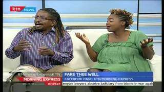 People no longer take Kenyan Gospel Musicians seriously after concoction of