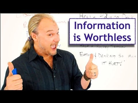 Selling Information Products Using Video?  Must See
