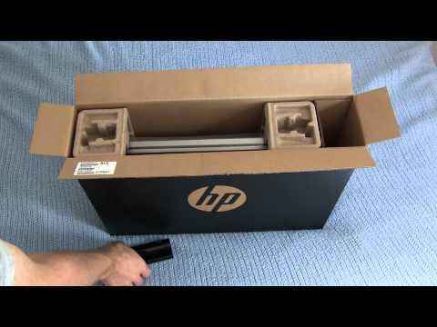 Unboxing: HP ProBook 4530s
