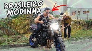 7 TIPOS DE CARAS QUE TEM MOTO NO BRASIL