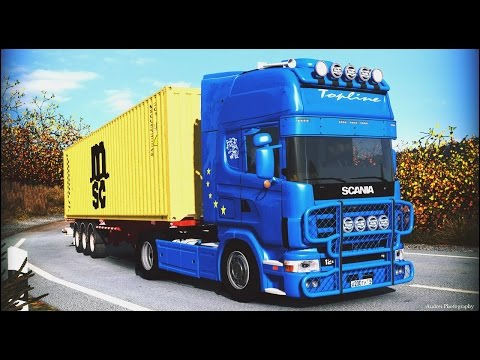 Scania R124 1.20.x-1.21.x