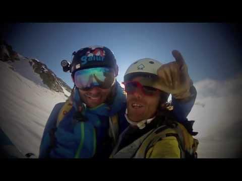 Nelson nos presenta los vídeos del GO BIG OR GO HOME 2013,  evento organizado por Gaiur que se celebró el invierno pasado  en el Valle de Arán.     GO BI...