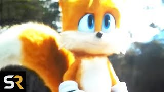 Why You Didn't See The Other Sonic Characters In Sonic The Movie by Screen Rant