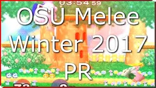OSU Melee Winter 2017 PR Combo Video