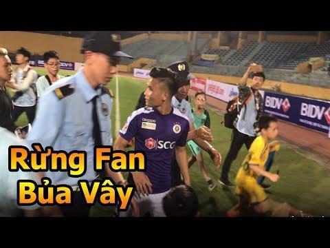 DKP đi xem Quang Hải , Bùi Tiến Dũng , Đỗ Duy Mạnh ĐT Việt Nam vô địch siêu cup cùng Hà Nội FC - Thời lượng: 4 phút, 29 giây.