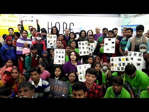 CanKids Kidscan Joins Hand With Rohini Hak Of Hope B~Lit To Fight Cancer Delhi