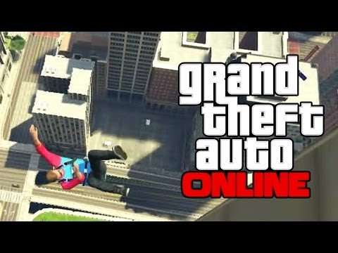 clip - GTAV Multiplayer Playlist: http://bit.ly/1mmx4gK Buy this game! http://amzn.to/14YJv7x Goldy: http://www.youtube.com/GoldGloveTV Bunni: http://www.youtube.c...