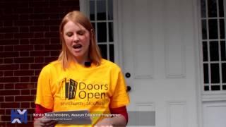 Krista Rauchenstein - Whitchurch-Stouffville Doors Open