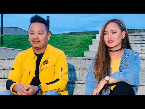 Tanka Budathoki  / Melina Rai / New Dancing Song / Shooting Time 2019