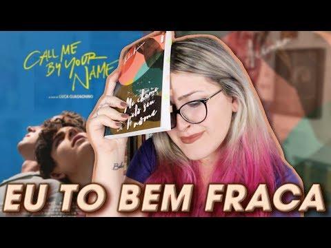 ME CHAME PELO SEU NOME (Call Me By Your Name) | Livro vs. Filme ?