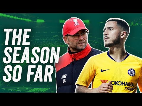 Eden Hazard & Bernardo Silva are the BEST Players in the EPL ► The EPL Season So Far