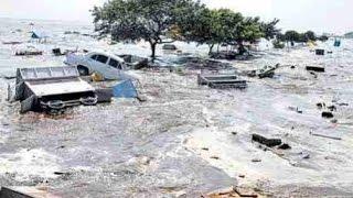 Tsunami meteorológico em Santa Catarina