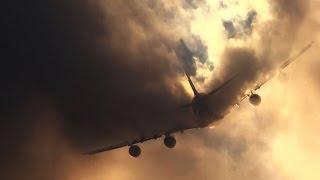 Video Emirates A380 CLOUD CUTTING MP3, 3GP, MP4, WEBM, AVI, FLV Juli 2018