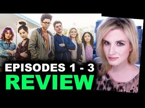 Runaways Episode 1 - 3 REVIEW