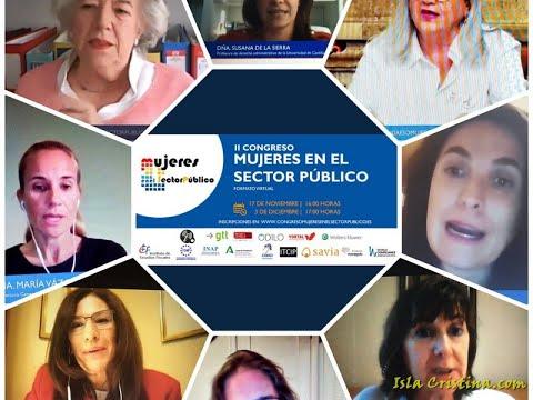 Video del II Congreso Nacional de Mujeres en el Sector Público