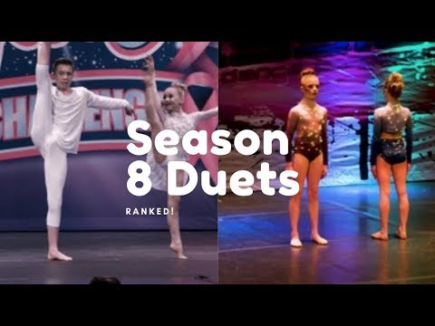Season 8 Duets and Trios Ranked!