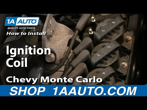 gm 3800 - http://www.1aauto.com/1A/IgnitionCoil/Chevy/Monte-Carlo/1AECI00019 1A Auto shows you how to remove, install, repair, or replace your broken misfiring or dama...