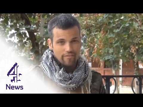 UK 'mercenaries' fighting in Syria | Channel 4 News