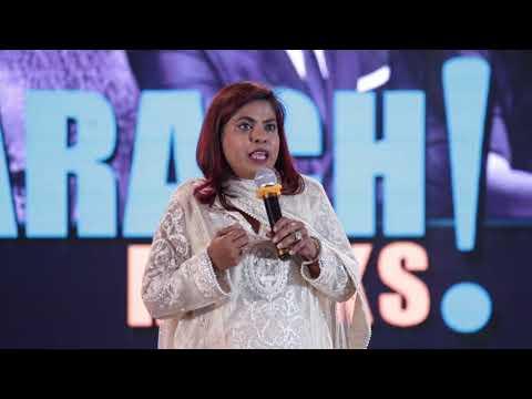 IAM Karachi | IAK Talks | IAK Talks 4.0 | Yousuf Bashir Qureshi | Bushra Ansari | Marvi Mazhar