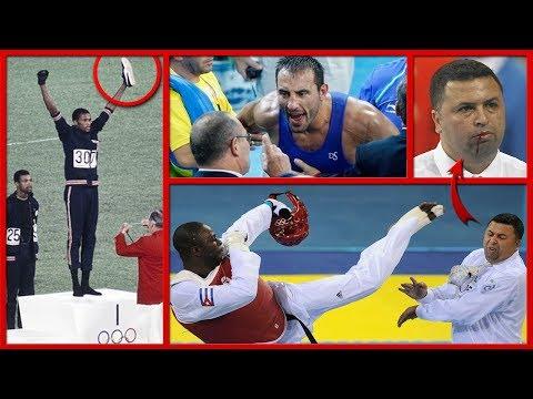 ฉากสำคัญที่ทำให้มันกลายเป็นตำนาน โอลิมปิก